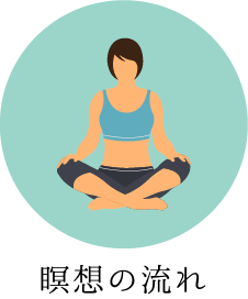 瞑想の方法とは?