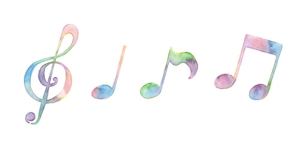音楽を聞く