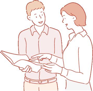 4. 相手の意見をよく聞いて信頼関係を作る