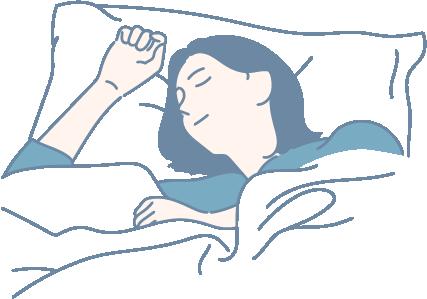 1.睡眠とダイエットの関係